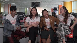 VIDEO: Alasan Jessica Mila Terima Peran di Imperfect