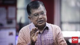 Ketua DMI Jusuf Kalla Tolak Masjid Jadi Tempat Azan Jihad