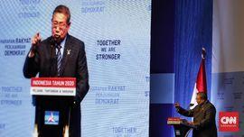 SBY: Kritik Itu Obat, Pujian Itu Gula Penyebab Kegagalan