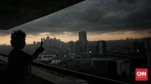 Peringatan BPBD: Cuaca Ekstrem Jakarta Hingga Kamis