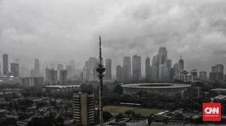 Analisis BMKG soal Dentuman Misterius di Jakarta