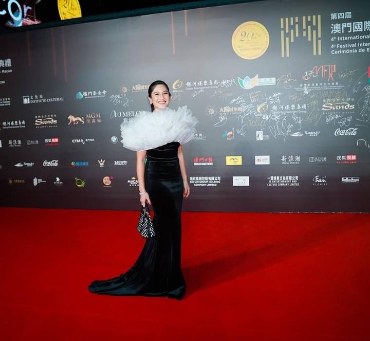 Dian Sastro terpilih sebagai salah satu juri International Film Festival & Awards Macau (IFFAM) 2019. (Foto: Instagram @therealdisastr)