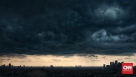 LAPAN-BMKG Jelaskan Sebab Puncak Hujan Ekstrem Besok