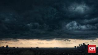 Hujan Lebat Jabodetabek Masih Akan Terjadi Dua Hari ke Depan