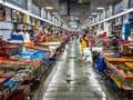 Pedagang Pasar Keluhkan Keberadaan Ritel Modern ke Jokowi