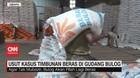 VIDEO: Usut Kasus Timbunan Beras di Gudang Bulog