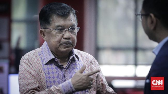 Ketua Dewan Masjid Indonesia Jusuf Kalla menyampaikan duka cita mendalam atas wafatnya Syekh Ali Ali Jaber, Kamis (14/1).