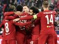 Liverpool dan Napoli Lolos Babak 16 Besar Liga Champions