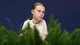 Greta Thunberg Desak Upaya Maksimal Eropa Tekan Emisi Karbon
