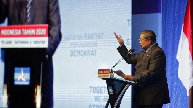Ketua Anggota Muda Demokrat menyebut KLB merupakan gerakan konstitusional yang sah secara hukum dan tindakan yang wajar dalam organisasi.