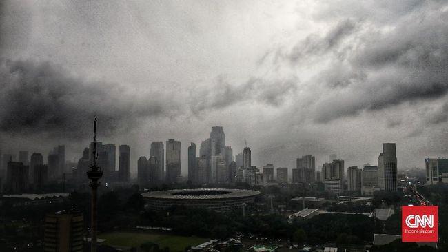 BMKG beri penjelasan apa yang dimaksud dengan cuaca ekstrem.