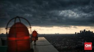 Potensi Hujan Ekstrem Besok, Jakarta Siaga Banjir