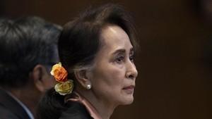 Hasil Pemilu Myanmar Dianulir, Partai Suu Kyi Batal Menang