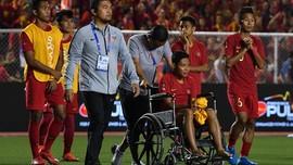 Dokter Timnas Berharap Cedera Evan Dimas Tak Parah