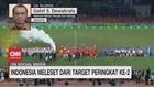 VIDEO: Indonesia Meleset Dari Target Peringkat ke-2