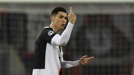 Ronaldo Bermain di Posisi yang Salah di Juventus