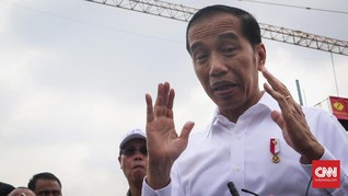 Jokowi Desak Draf RUU Omnibus Law Rampung Pekan Depan
