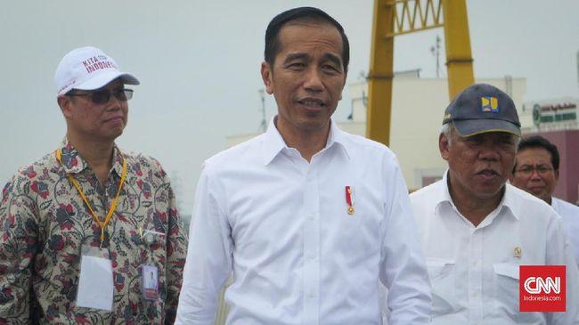 Presiden Jokowi meyakini para arsitek yang terlibat dalam pembangunan ibu kota baru akan menyenangi lokasi yang telah dipilih.