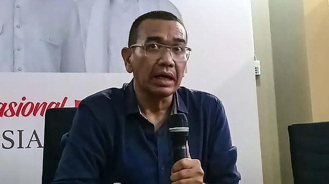 Staf Khusus Erick Thohir Arya Sinulingga memaparkan kronologis kerja sama Garuda Indonesia dengan perusahaan yang didirikan Erick Thohir, Mahaka Media.