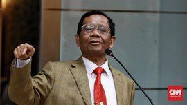 Pesan Mahfud di Hari Bhayangkara: Polri Harus Terbuka Kritik