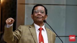 Mahfud Sebut Deklarasi Papua Benny Wenda Makar Skala Kecil