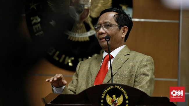 Menanggapi Benny K. Harman, Mahfud MD menyatakan dirinya tak terlibat dalam rencana kembali menghidupkan pasal penghinaan presiden di RKUHP.