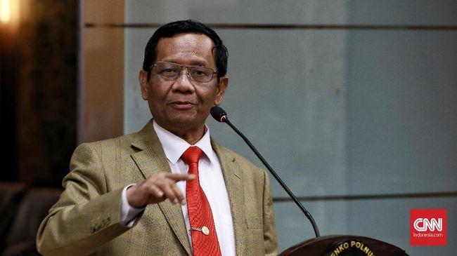 Menkopolhukam Mahfud MD menyebut pemerintah telah menyiapkan segala yang diperlukan dalam memulangkan anak-anak WNI eks ISIS ke Indonesia.