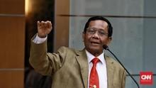 Mahfud Pastikan Pilkada Serentak Tak Akan Digeser ke 2021