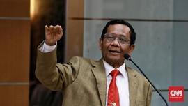 Mahfud Minta Bupati Intan Jaya Pulang Kendalikan Wilayah