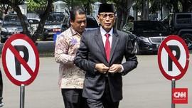 Sidang Perdana Kasus Penusukan Wiranto Digelar di PN Jakbar