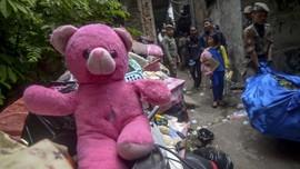 Luka Warga Tamansari: Dipukuli Saat Mau Selamatkan Anak Istri
