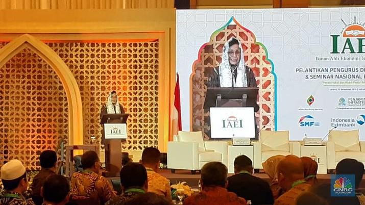 Sri Mulyani s/d Erick Thohir Pimpin Pengembangan Syariah RI