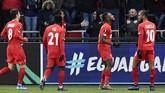 Manchester United dan Arsenal meraih hasil berbeda pada matchday terakhir Liga Europa 2019/2020, Kamis (12/12) malam waktu setempat.