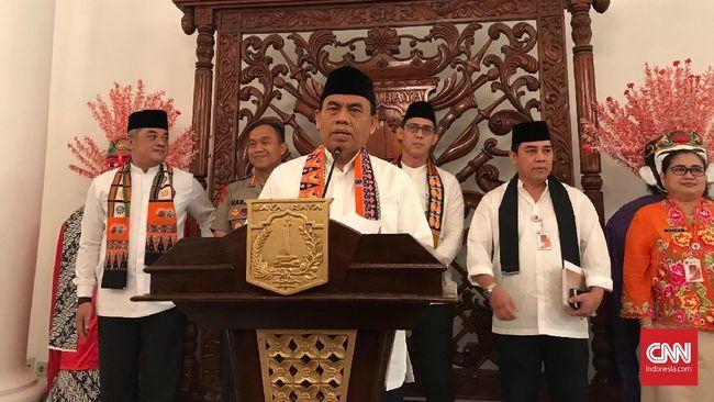 Sekretaris Daerah DKI Jakarta Saefullah meninggal dunia usai positif covid-19. Ia adalah birokrat di DKI Jakarta yang mendampingi sejumlah gubernur.