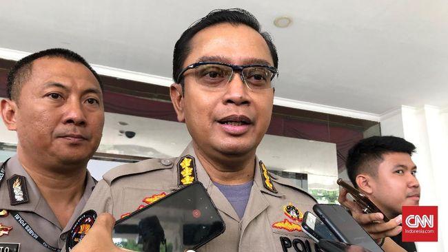 Mabes Polri menyatakan situasi keamanan secara nasional kondusif selama wabah virus corona, Maret-April 2020.