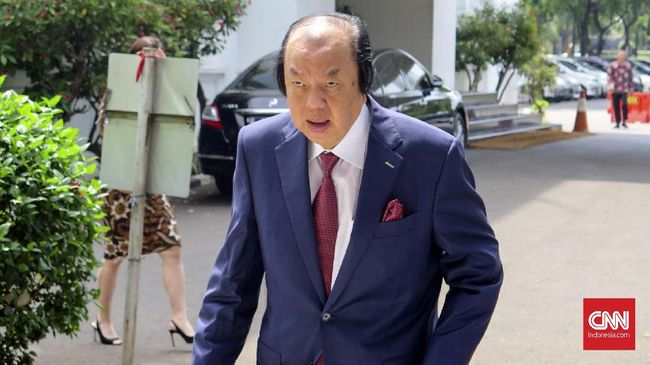 Gubernur DKI Jakarta Anies Baswedan menerima bantuan swasta dari Mayapada Group untuk pengembangan UMKM di Jakarta.