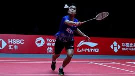 Hasil BATC 2020: Ginting Menang, Indonesia Unggul 1-0