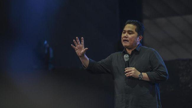 Menteri BUMN Erick Thohir menjamin likuiditas Asabri masih aman meskipun sekarang perusahaan sedang diterpa isu korupsi.
