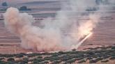 Iran Tembakkan Rudal dalam Latihan Militer di Teluk Oman
