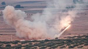 Suriah Cegat Rudal Israel di Langit Damaskus
