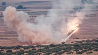 Iran Tembak Rudal dari Dalam Tanah Saat Operasi Nabi Muhammad