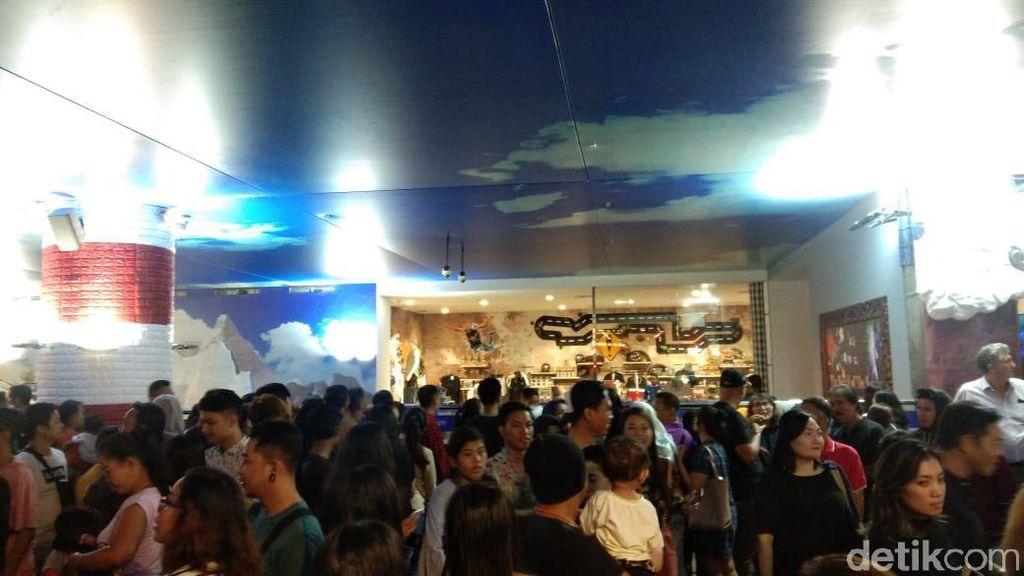 HUT ke-18 Transmedia, Pengunjung Padati Trans Studio Mall Bali