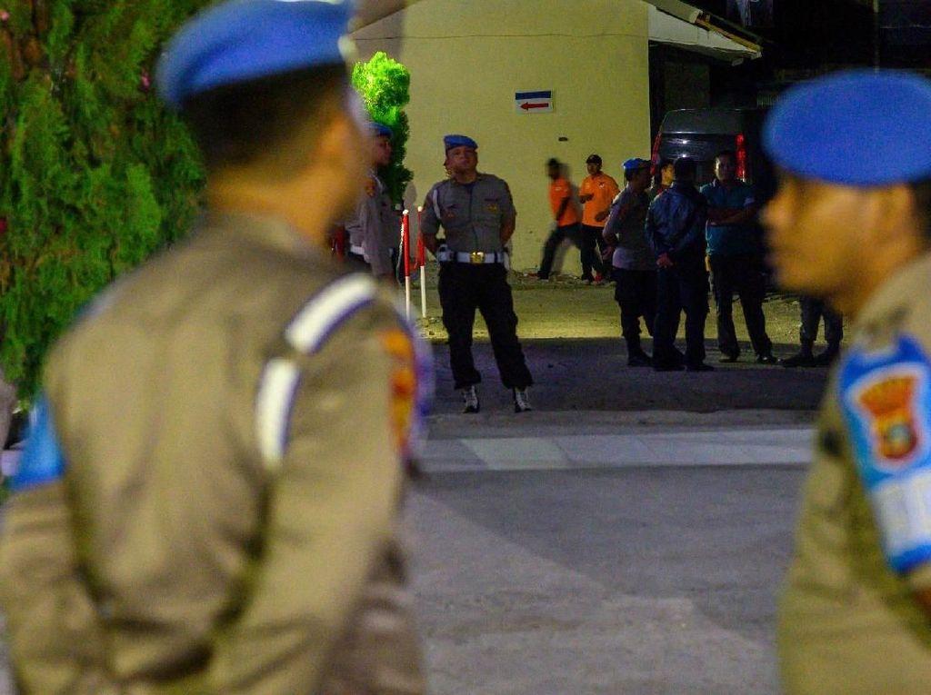 Anggota Brimob Tewas Ditembak Militan Poso