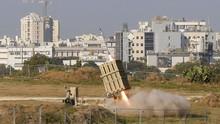 Iron Dome, 'Kubah Besi' Israel Penangkis Roket Palestina