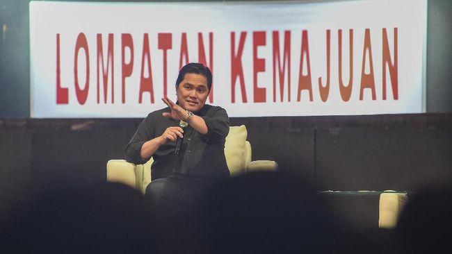 Menteri BUMN Erick Thohir mengaku akan menyodorkan tiga nama calon Dirut Garuda Indonesia pada awal 2020 ke Presiden Jokowi.