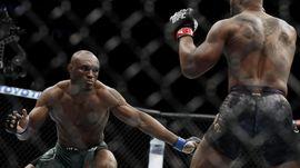 Hasil UFC 258: Usman Menang TKO Ronde 3 Atas Burns