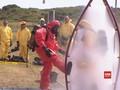 VIDEO: 2 Korban Letusan Gunung Selandia Baru Belum Ditemukan