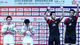 Revans Sempurna Ahsan/Hendra di BWF World Tour Finals