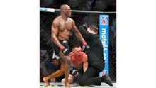 Usman Melongo Lihat Rekor Kemenangan Tercepat Masvidal di UFC