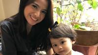 <p>Pada 21 September lalu, usia Bridgia genap 2 tahun, Bunda. (Foto: Instagram @septriasaacha)</p>